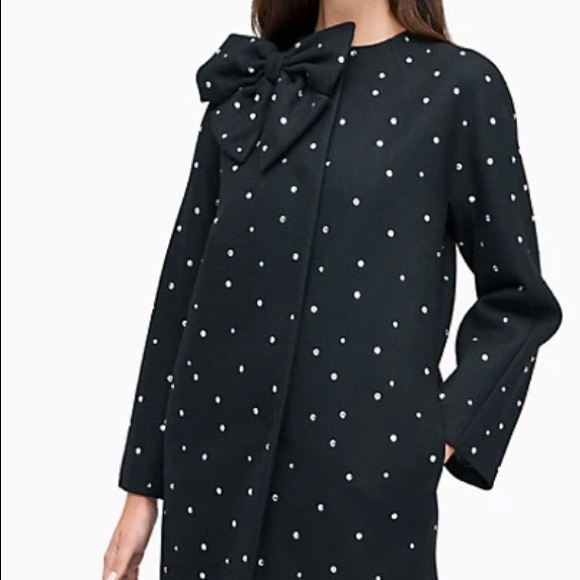 PERFECT for Fall & Winter Kate Spade Dorothy Coat